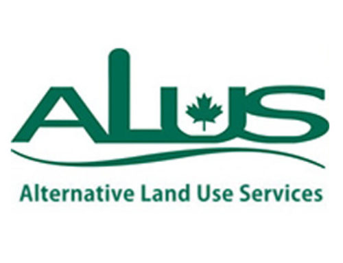 Alternative Land Use Services (ALUS) in Ontario