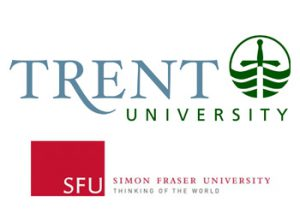 Trent University and Simon Fraser University